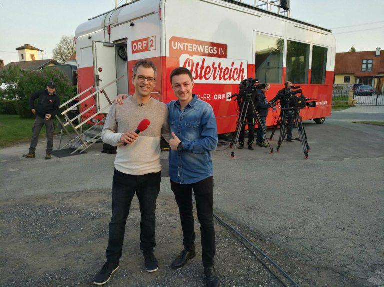 Martin Ganster - ORF Burgenland
